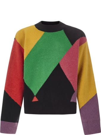 Palm Angels X Missoni Sweater