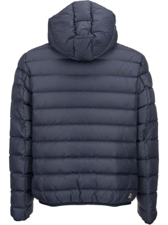 Colmar Concrete - Sporty Down Jacket With Hood