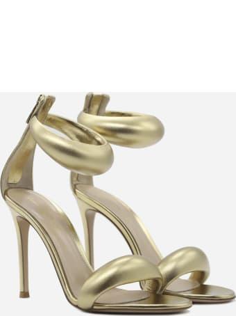 Gianvito Rossi Bijoux Sandals In Leather