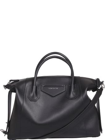 Givenchy Medium Antigona Soft Leather Bag