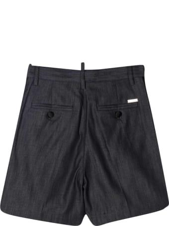 Dsquared2 Black Shorts