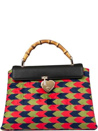 Roberta di Camerino Small Top Handle Bag