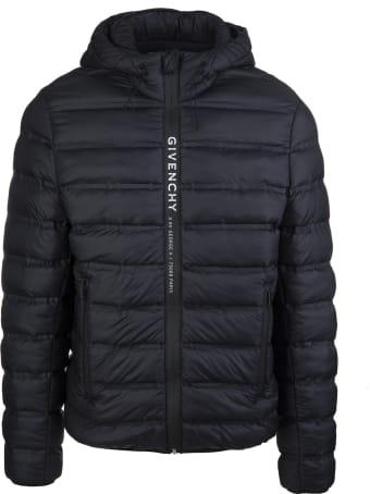 Givenchy Logo-tape Padded Jacket