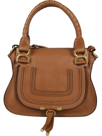 Chloé Marcie Small Double Carry Tote
