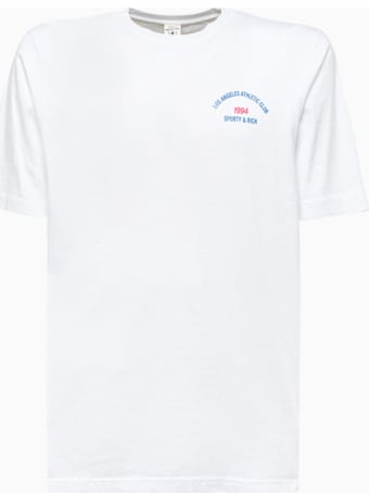 Sporty & Rich Sporty And Rich Sports T-shirt Ts264wh