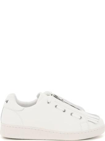 A.P.C. x Sacai Minimal Julietta Sneakers