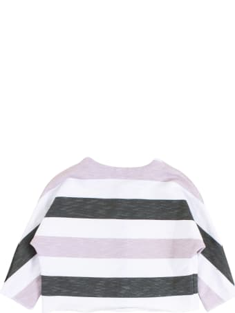De Cavana Newborn Striped Jacket