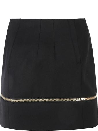 Dolce & Gabbana Zip Detail Short Skirt