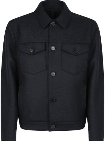 Harris Wharf London Button Fastening Jacket