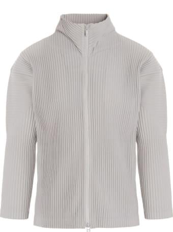 Homme Plissé Issey Miyake 'basics Plissé' Sweater
