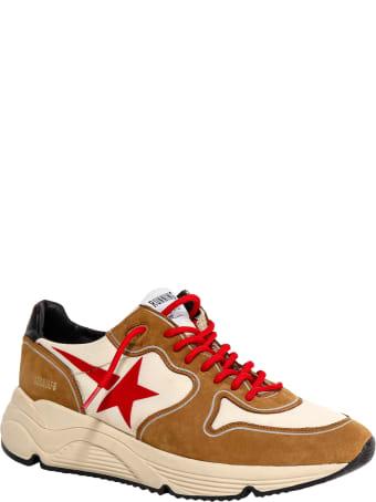 Golden Goose Running Sole Sneakers