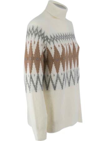 Kangra High Neck Sweater