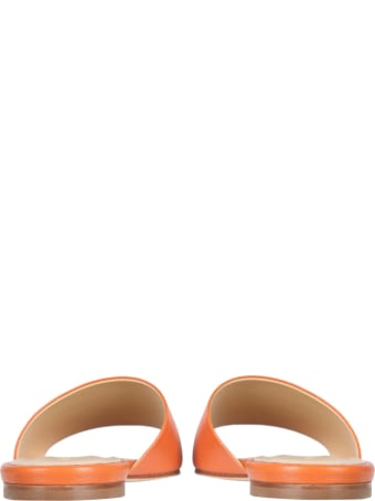 aeyde Anna Low Sandals