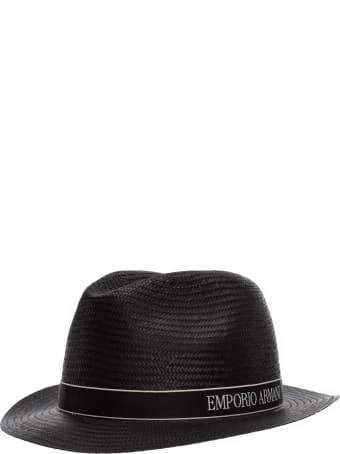Emporio Armani Triple S Hat