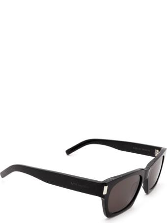 Saint Laurent Saint Laurent Sl 402 Black Sunglasses