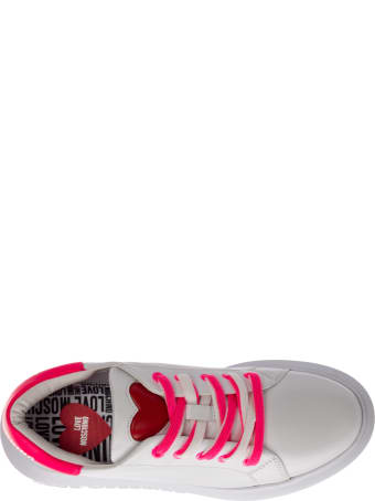 Love Moschino Love Sneakers