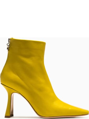 Kallisté Kalliste Bootie Zip Ankle Boots Ks5519