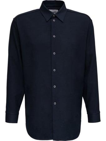 Jil Sander Shirt D 01 - Polyester Gabardine