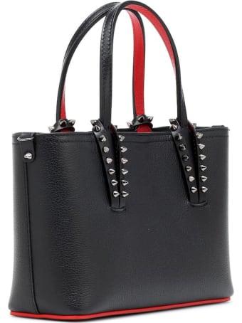 Christian Louboutin Black Leather Cabata Mini Bag