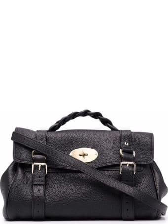 Mulberry Alexa Heavy Leather Crossbody Bag
