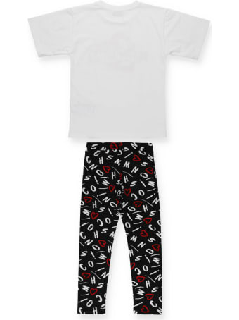 Moschino Two Pieces Tracksuit Set