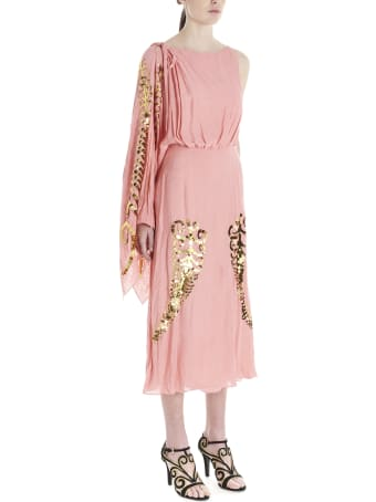 Prada 'riccio' Dress