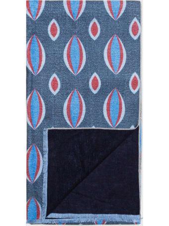 Sartorio Napoli Silk Scarf