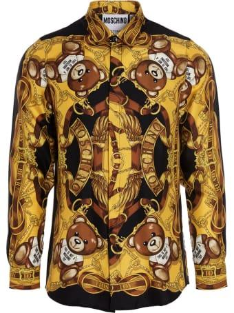 Moschino 'teddy Scarf' Shirt