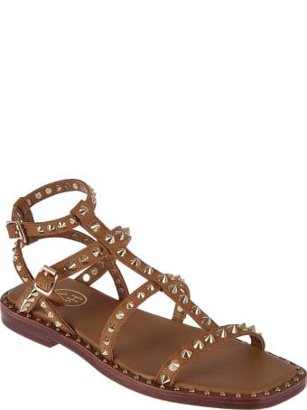 Ash Maeva Studded Flat Sandals