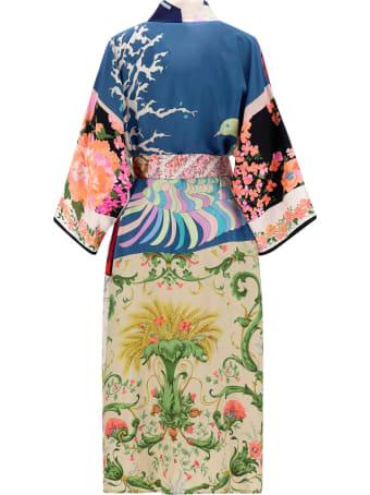 Rianna + Nina Kimono Dress