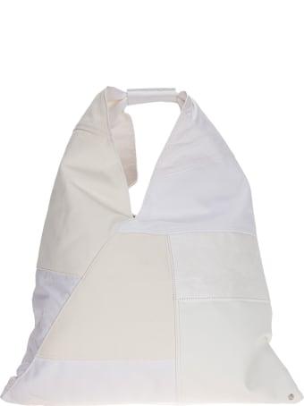 MM6 Maison Margiela Mm6 Japanese Patchwork Medium Tote Bag