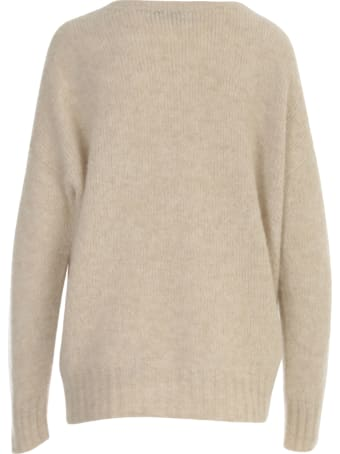Gentry Boat Neck L/s Sweater