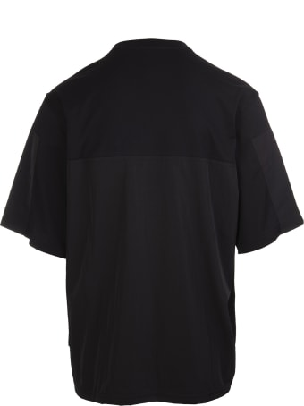 Givenchy Logo-patch T-shirt