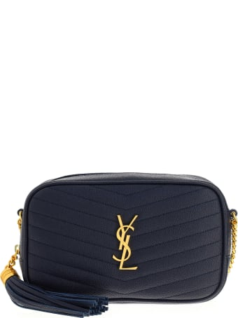 Saint Laurent Mng Mini Shoulder Bag