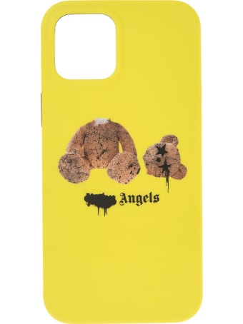 Palm Angels Iphone 12 Pro Max Case With Teddy Eyes Of Stars