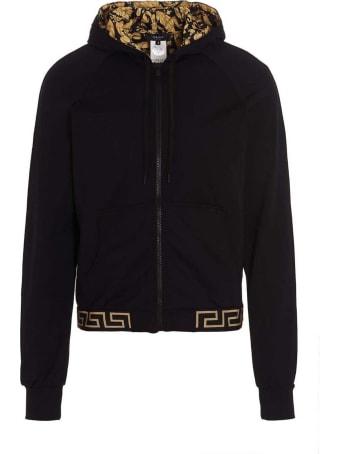 Versace 'windbreaker' Sweatshirt
