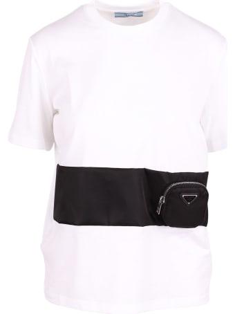 Prada Cotton T-shirt
