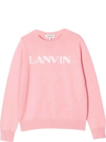 Lanvin Unisex Pink Sweatshirt