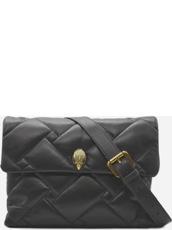 Kurt Geiger Soft Kensington Leather Shoulder Bag