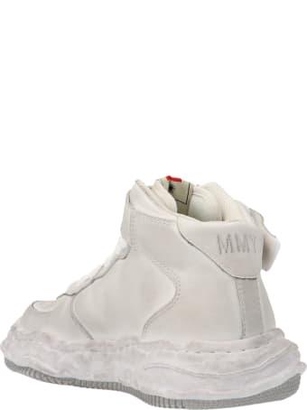 Mihara Yasuhiro 'wayne Hight' Shoes