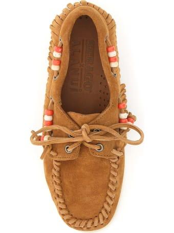 Alanui Dockside Alanui And Sebago Collaboration Loafers
