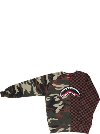 Sprayground Jungle Crew Sweatshirt