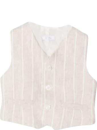 Il Gufo Vest With Print