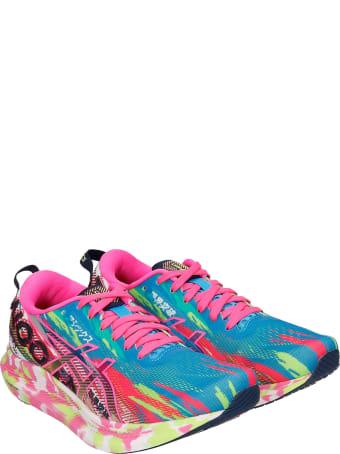 Asics Noosa Tri 13 Sneakers In Rose-pink Synthetic Fibers