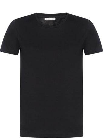 Moncler Logo-patch Cotton T-shirt