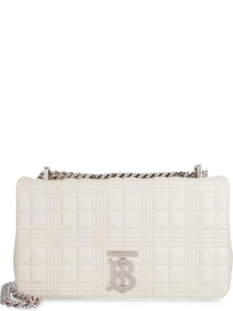Burberry Lola Leather Small Bag