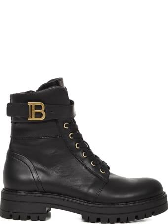 Balmain Paris Kids Ranger Romy Boots