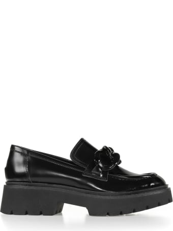 Janet & Janet Loafer With Maxi Sole