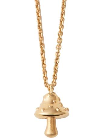 AMBUSH Mushroom Charm Necklace