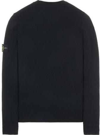 Stone Island Stretch Wool Sweater